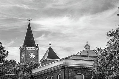 Photograph - Converse College  by University Icons