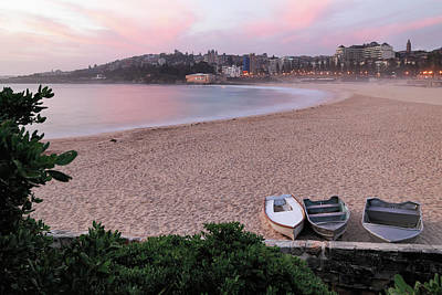 Photograph - Coogee Beach by Nicholas Blackwell