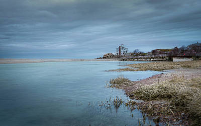 Photograph - Cool Blue At Good Harbor by Thomas Gaitley