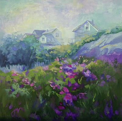 Painting - Cool In Color by Jeri McDonald