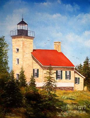 Copper Harbor Lighthouse Original