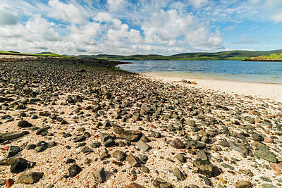Photograph - Coral Beach, Skye by David Ross