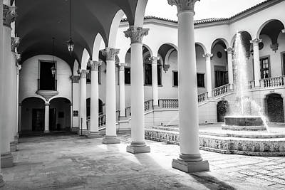 Photograph - Coral Gables Series 0177 by Carlos Diaz