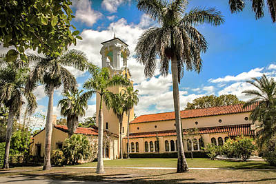 Photograph - Coral Gables Series 0210 by Carlos Diaz