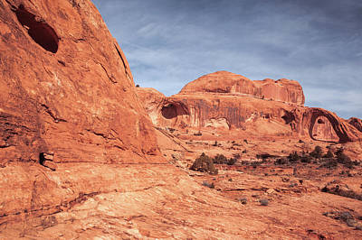 Photograph - Corona Arch And Bowtie Arch by Jeanette Fellows