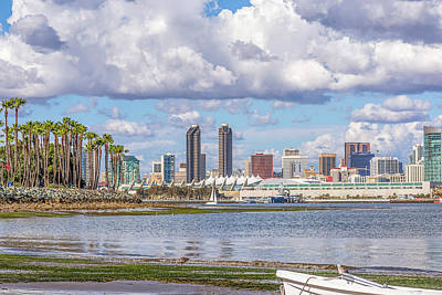 Photograph - Coronado To San Diego #1 by Joseph S Giacalone