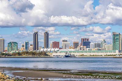Photograph - Coronado To San Diego #2 by Joseph S Giacalone