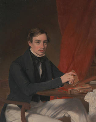 Painting - Cosmo Richard Howard by Thomas Phillips