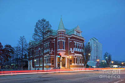 Photograph - Cotton Exchange Building Aka South State Bank On 8th Street - Augusta Georgia by Silvio Ligutti