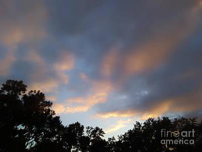 Photograph - Cotton Sky by Robert Knight