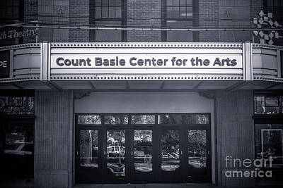 Photograph - Count Basie - Red Bank by Colleen Kammerer