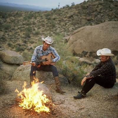 Photograph - Country & Western by David Redfern