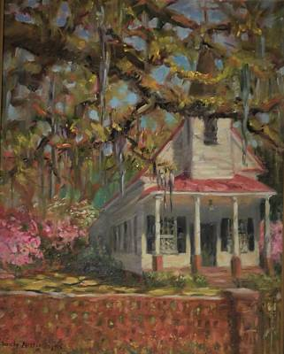 Painting - Country Church by Dorothy Allston Rogers
