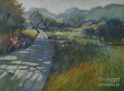 Painting - Country Mist by Mary Hubley