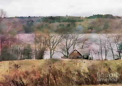 Photograph - Country View by Marcia Lee Jones