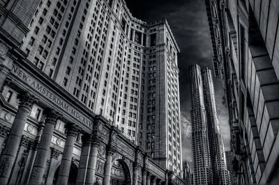 Court Building, New York City Original