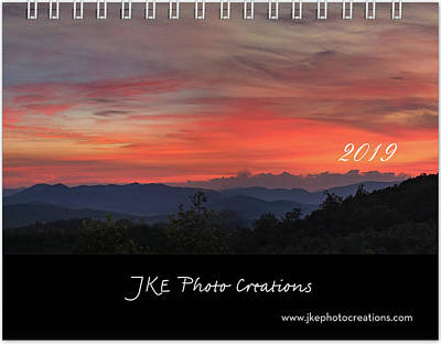 Photograph - Cover 2019 Classic Calendar Preview by Joni Eskridge