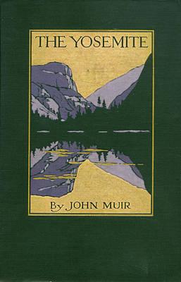 Cover Design For The Yosemite Art Print