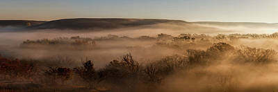 Photograph - Covered In Fog by Scott Bean