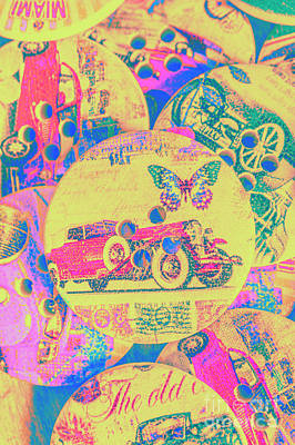 Transportation Royalty-Free and Rights-Managed Images - Crafty car commercial by Jorgo Photography - Wall Art Gallery