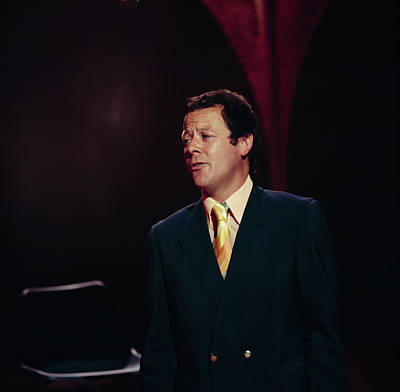 Photograph - Craig Douglas Performs On Tv Show by David Redfern
