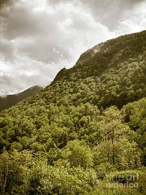 Sean Rights Managed Images - Crawford Notch #23 Royalty-Free Image by Alesia Kaye Stein