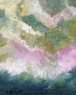 Painting - Creation by Christina Schott