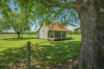 Photograph - Creole Homeplace 2019-04 03 by Jim Dollar