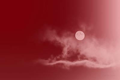 Photograph - Crimson Sky by John Emmett