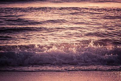 Crisp Morning Delray Beach Atlantic Ocean Waves 4195 Florida Original