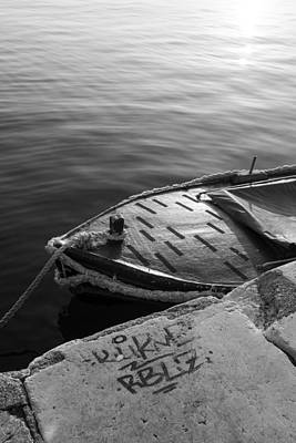 Photograph - Croatian Composition by Bruno Maric
