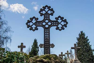 Advertising Archives - Cross Christ Symbol In Catholic Graveyard  by Sina Vodjani