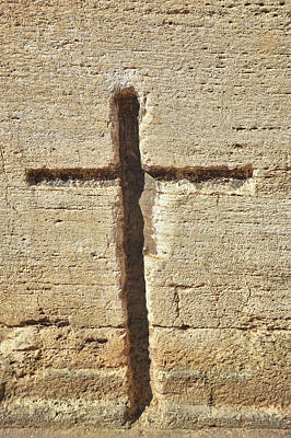 Photograph - Cross In The Colosseum by JAMART Photography