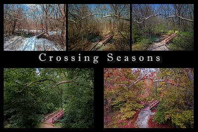 Photograph - Crossing Season by Nick Smith
