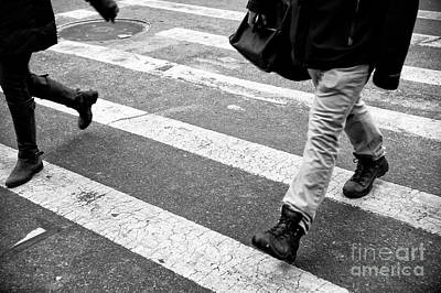 Photograph - Crossings Dip In Pocket by John Rizzuto