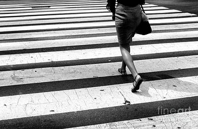 Photograph - Crossings Summer Style New York City by John Rizzuto