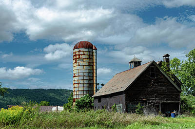 Crown Point New York Photograph - Crown Point Landscape 1 by Steven Richman