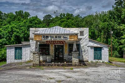 Photograph - Crumpled Canteen by Daniel Brinneman