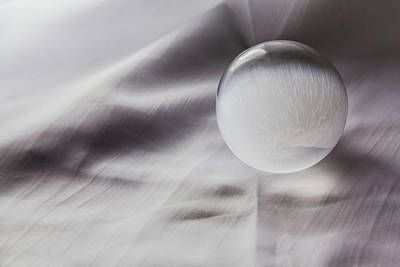 Photograph - Crystal Ball by Jeanette Fellows