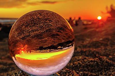 Photograph - Crystal Ball by John Bauer