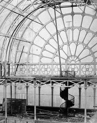 Photograph - Crystal Palace by Philip Henry Delamotte