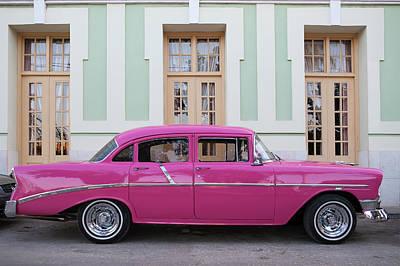 Latin America Photograph - Cuba, Sancti Spiritus Province by Escudero Patrick / Hemis.fr