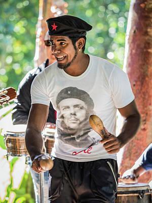 Photograph - Cuban Beat by Robin Zygelman