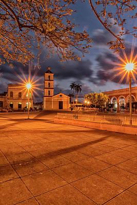 Photograph - Cuban Dawn by Tom Singleton