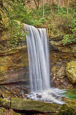 Photograph - Cucumber Falls In Summer by Dan Urban
