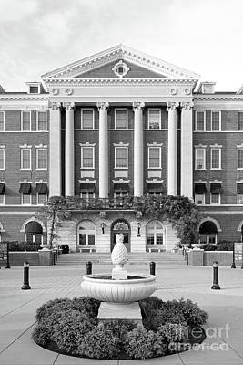 Photograph - Culinary Institute Of America Roth Hall by University Icons