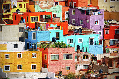 Photograph - Cultural Colonial Cities Of Mexico by Www.infinitahighway.com.br
