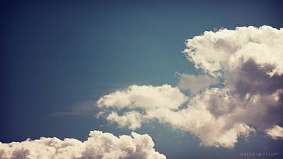 Photograph - Cumulus by Joseph Westrupp