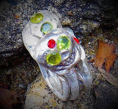 Nirvana - Custers Bones by Samuel Zylstra