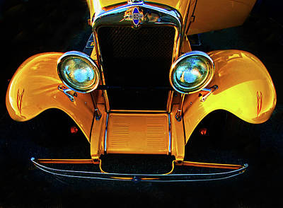 Photograph - Custom 1930 Chevy by Bill Jonscher